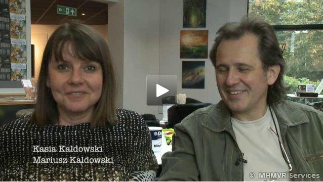 Kasia and Mariusz Kaldowski – Dawn to Dusk