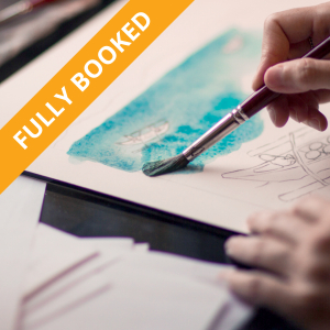 Watercolour fully booked