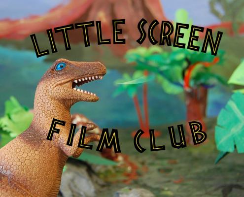 Little screen film club art class at courtyard arts in hertford