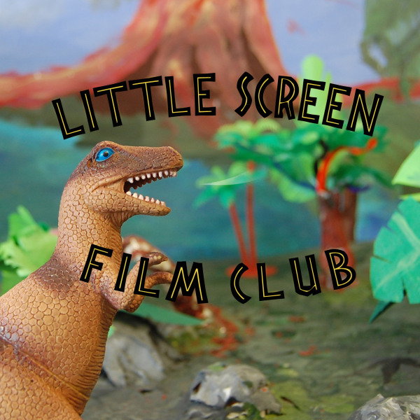 Little screen film club art class at courtyard arts in hertford