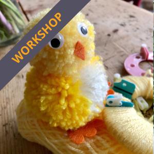 Chick Pompom Workshop