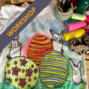 Easter Tshirt Workshop