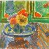Lyn Bruce Watercolour workshop still life
