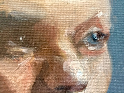 Portrait Oil Painting Workshop