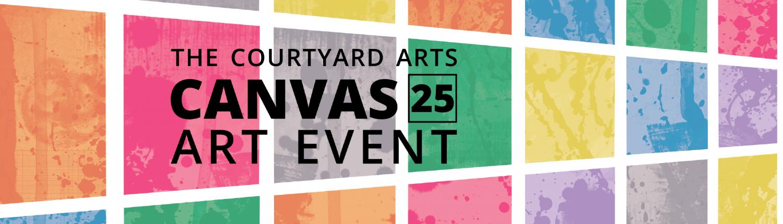Canvas 25 Art Event