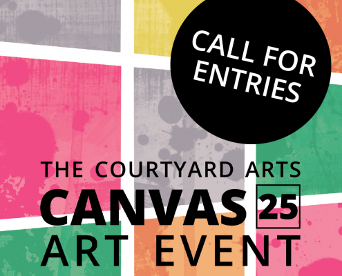 Call for entries Canvas 25
